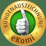 eKomi Bewertung wirstreichendeinzimmer.de